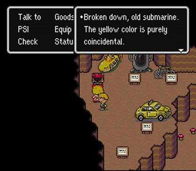 yellow-submarine-earthbound